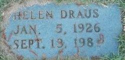 Helen <i>Draus</i> Leatherwood