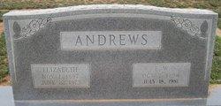 E W Andrews