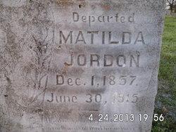 Matilda Jordon