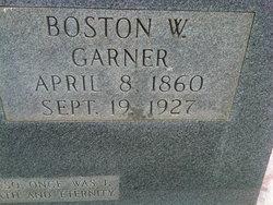 Boston W Garner