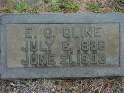 Eliza Caroline <i>Pittman</i> Cline