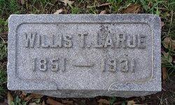 Willis T Larue