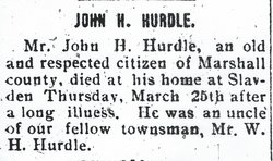 John Hardy Hurdle
