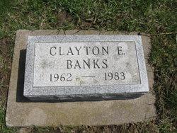Clayton E Banks
