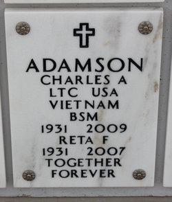 Reta F Adamson