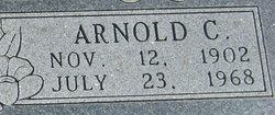 Arnold Clifton Cottrell