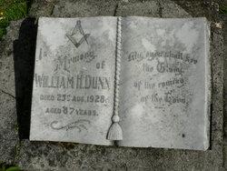 William Henry Harrison Dunn