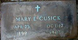 Mary Ethel Cusick