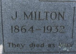 Josiah Milton Milly Bass