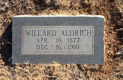 Willard Aldrich