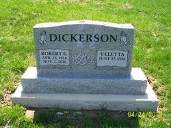 Robert E. Dickerson