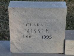 Clara G Nissen