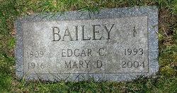 Mary <i>Draper</i> Bailey