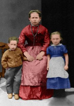 Mrs Christina Margaretha <i>Stuck</i> Hansen