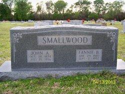 John A Smallwood