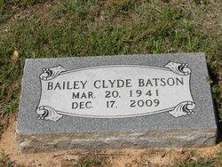 Bailey Clyde Batson