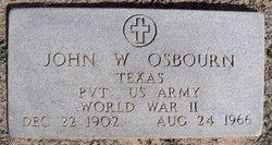 John William Osbourn