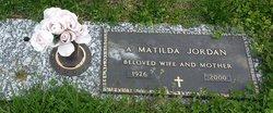 Alice Matilda Tilly <i>Burgess</i> Jordan