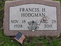 Francis H. Buck Hodgman