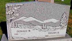 Donald W. Dahl