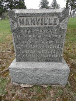 Racheal <i>Dye</i> Manville