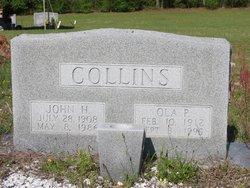 Ola P. Collins