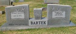 Wilma Ruth <i>Arledge</i> Bartek