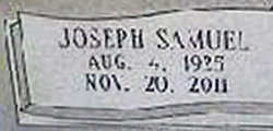 Joseph Samuel Edwards