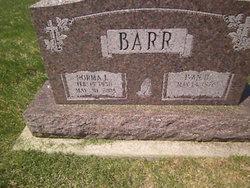 Norma L <i>Hiatt</i> Barr