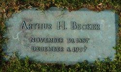Arthur H. Becker