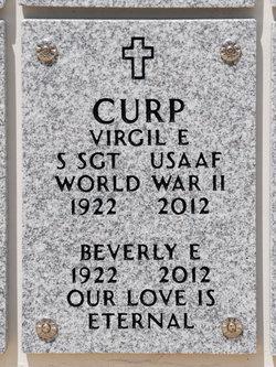 Beverly E <i>Thompson</i> Curp