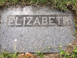 Elizabeth Unknown