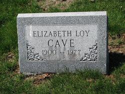 Elizabeth I <i>Morgan</i> Cave