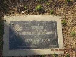 Margaret Elizabeth <i>Waldon</i> Abercrombie