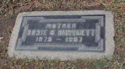Susie Belle <i>Kenyon</i> Bartlett