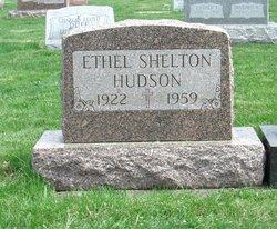 Ethel <i>Shelton</i> Hudson