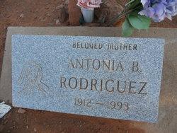 Antonia B. Rodriguez