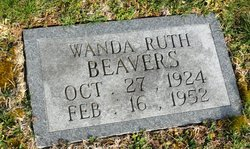 Wanda R <i>Wilson</i> Beavers