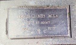 Louis James Acla