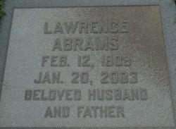 Lawrence Abrams, Sr