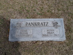 Hilda Mary <i>Pogrant</i> Pankratz