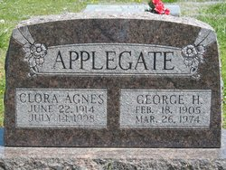 Clora Agnes <i>Atha</i> Applegate