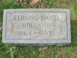 Leonidas David Holland