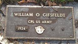 William O. Giesfeldt