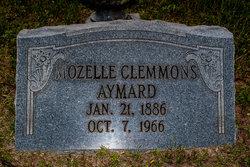 Mozelle <i>Clemmons</i> Aymard