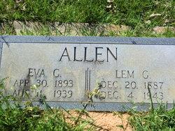 Eva C Allen