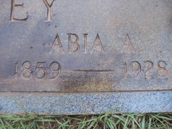 Abigale Alice Abia <i>Youngblood</i> Rackley