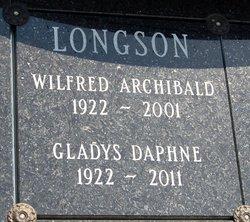 Wilfred Archibald Longson