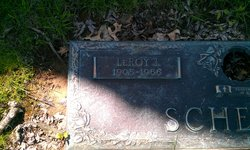 Leroy J. Scheiber
