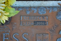 Alberta R Chess